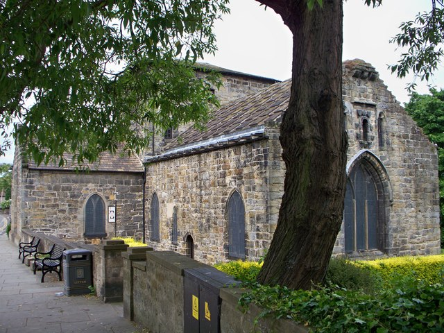 Priory Church of St Mary of Mount Carmel, South Queensferry