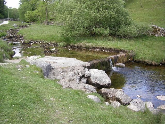 Water intake, Clapham Beck