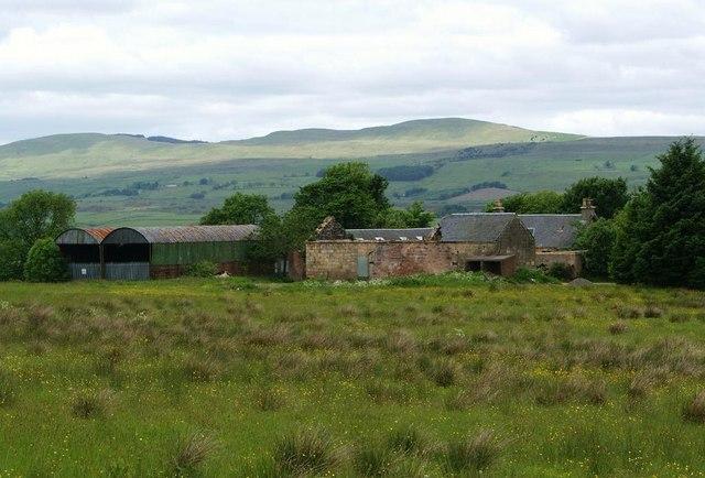 Westerwood Farm (derelict)