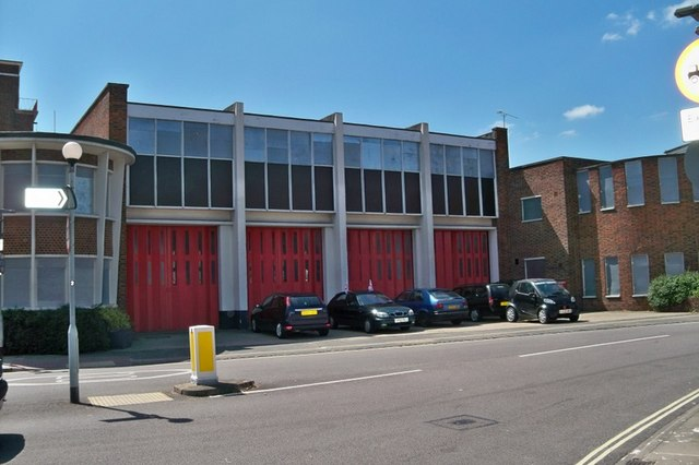 Disused Fire Station - Portsmouth