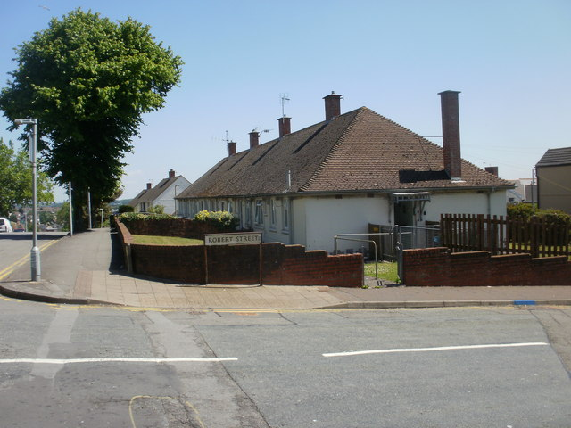 Bungalows, Holton Road, Barry