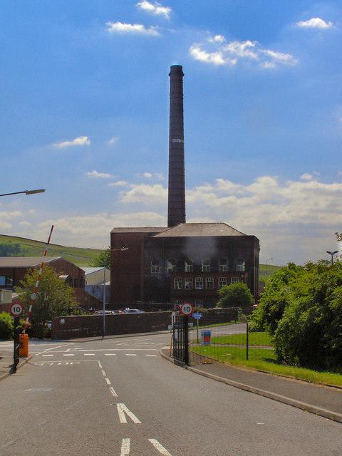 Ellenroad Mill
