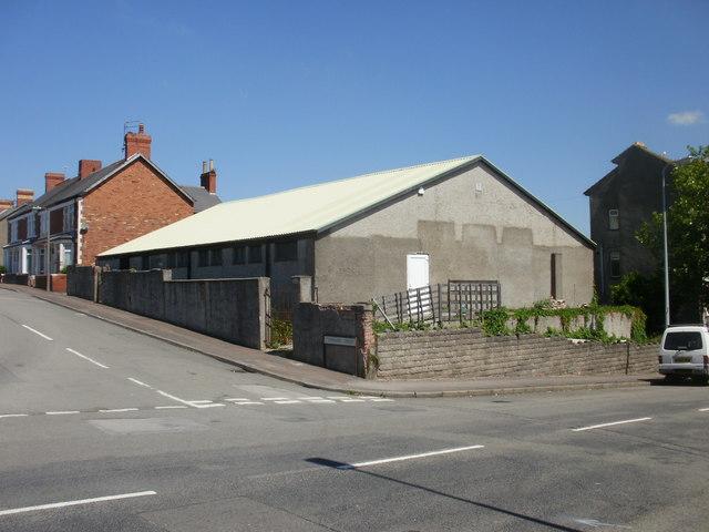 Sea Scouts premises, Barry