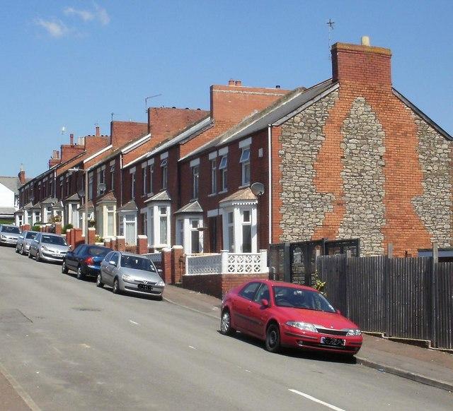 Milward Street, Barry