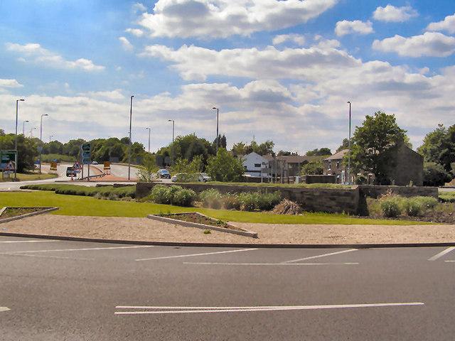 Elizabethan Way Roundabout