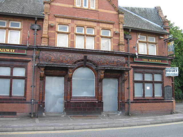 The Railway, Knutsford Road