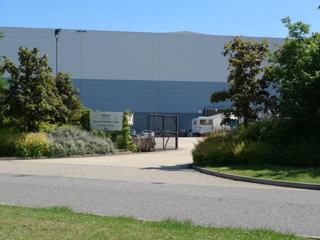 Warehouse in Brinklow, Milton Keynes