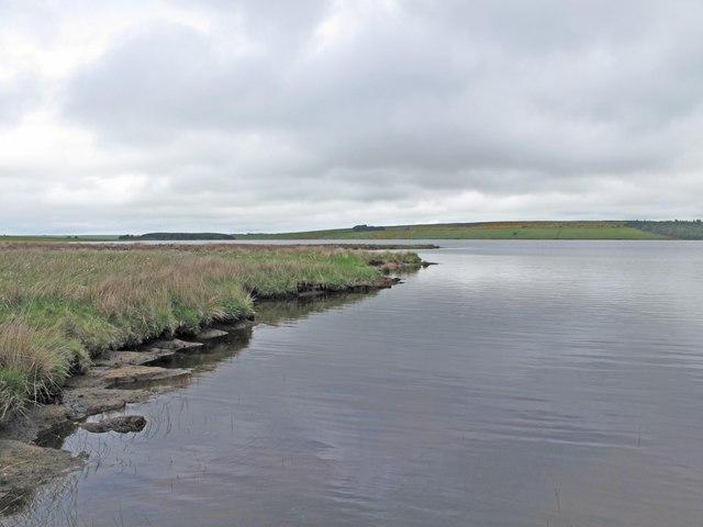 Green Point, Loch Calder