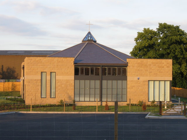 New religious building, Knutsford Road