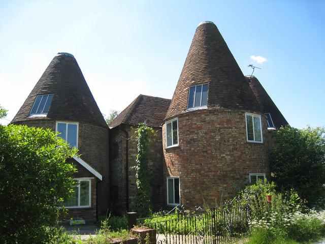 Long Lodge Oast House, Sevenoaks Road, Otford, Kent