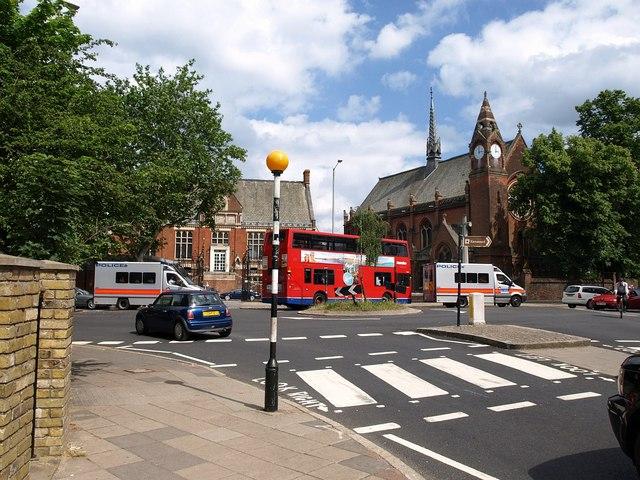 Roundabout, Highgate