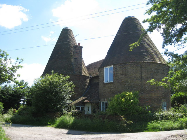 Long Lodge Oast House, Sevenoaks Road, Otford, Kent
