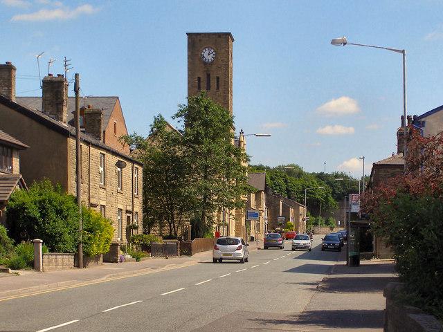Newhey Road