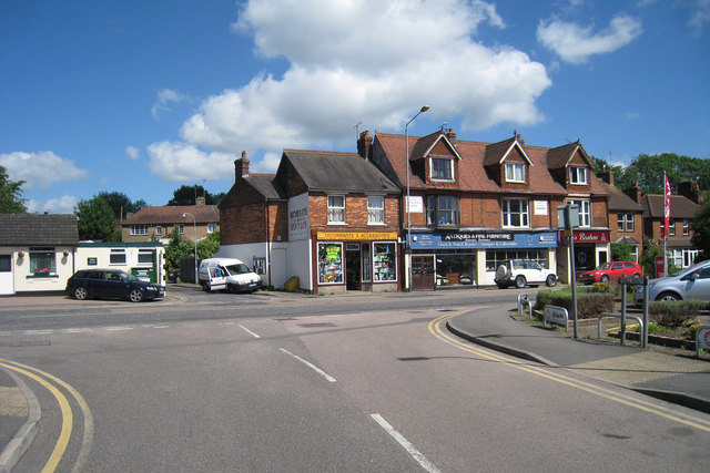 Shops on London Road