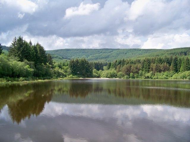 Dunoon Reservoir