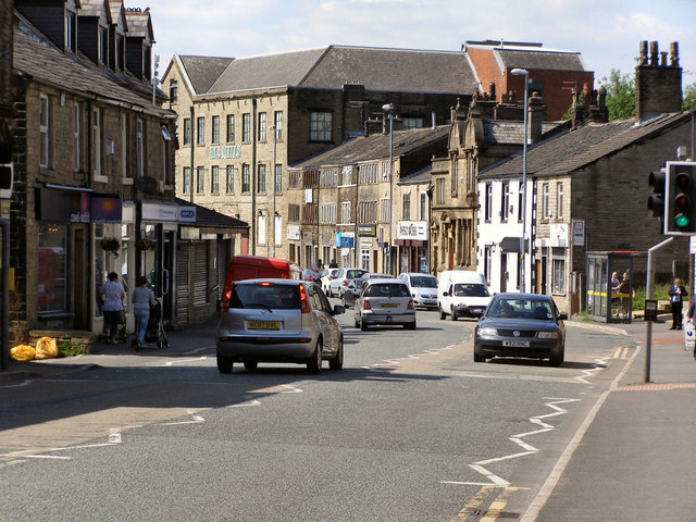 Dale Street, Milnrow