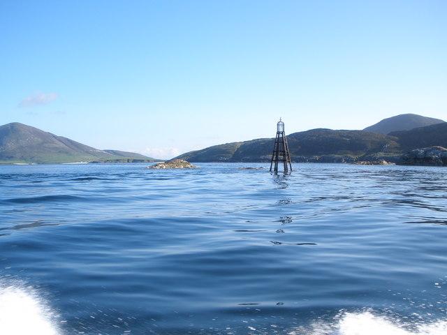 Creag Ruadh Sound of Harris