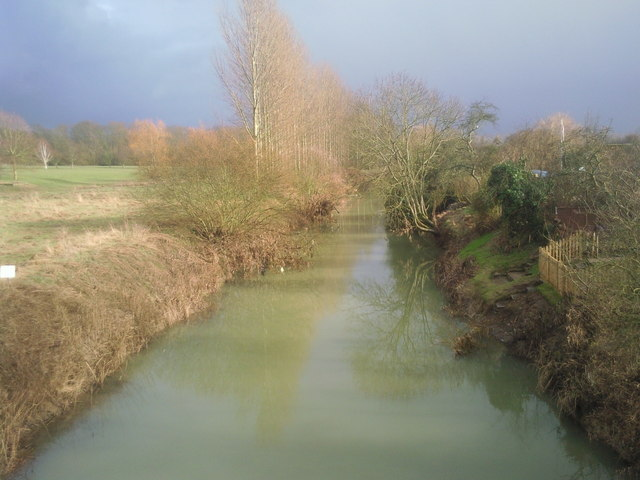 River Beult at Yalding