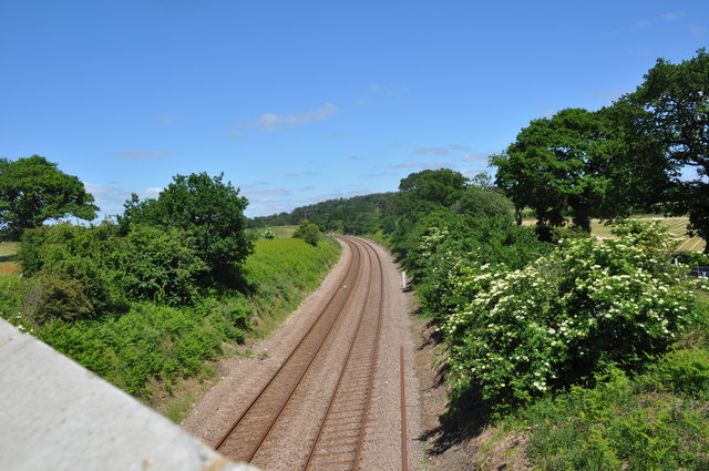 The Breckland Line to Wymondham
