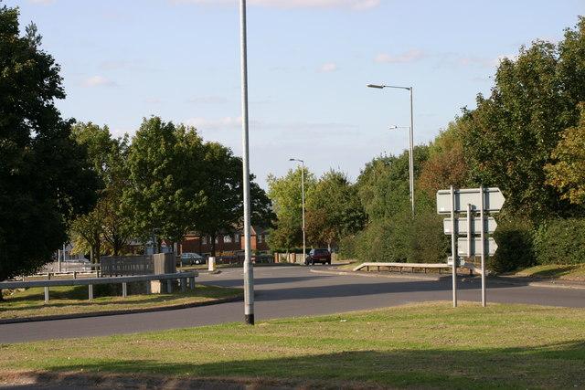 A view of one of the B5000 Traffic Islands  (17)