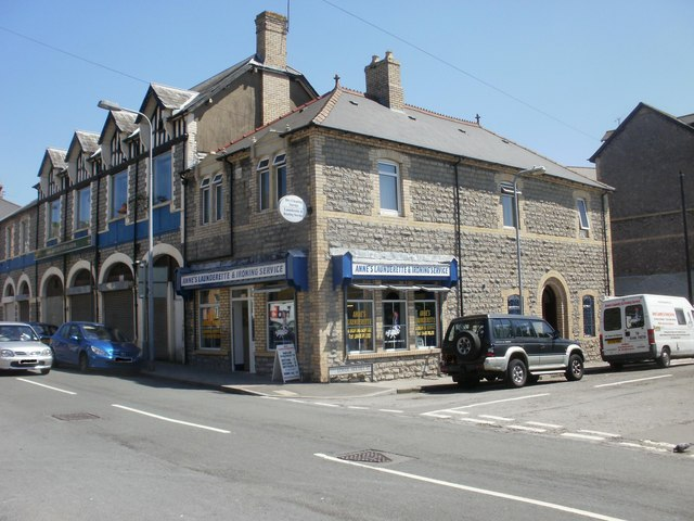 Anne's Launderette and Ironing Service, Barry