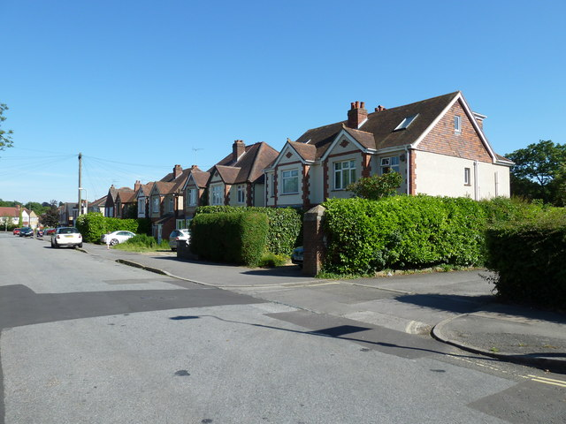 Houses in Stakes Road