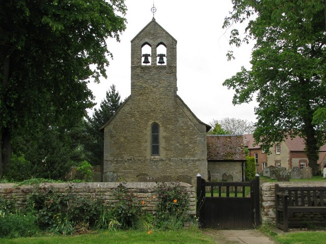 Church of St Giles, Noke