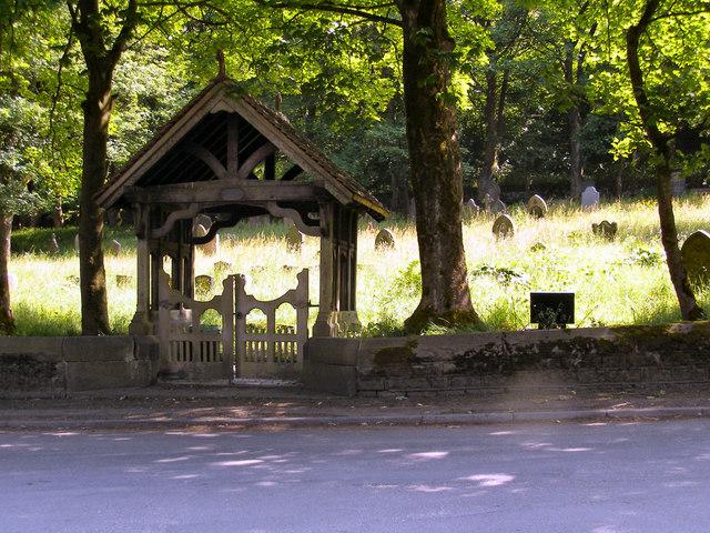 Ogden Burial Ground & Lych Gate