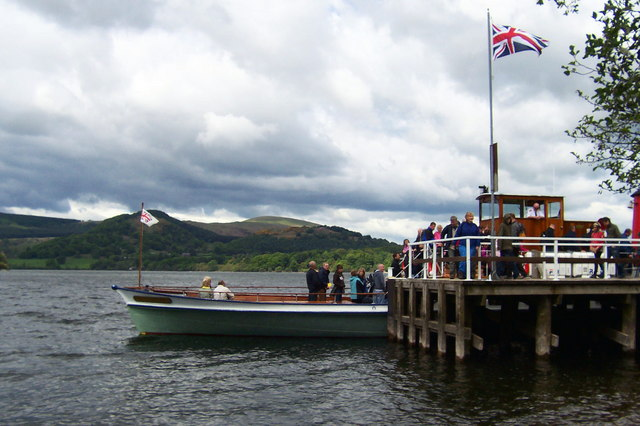 The Pier at Howtown