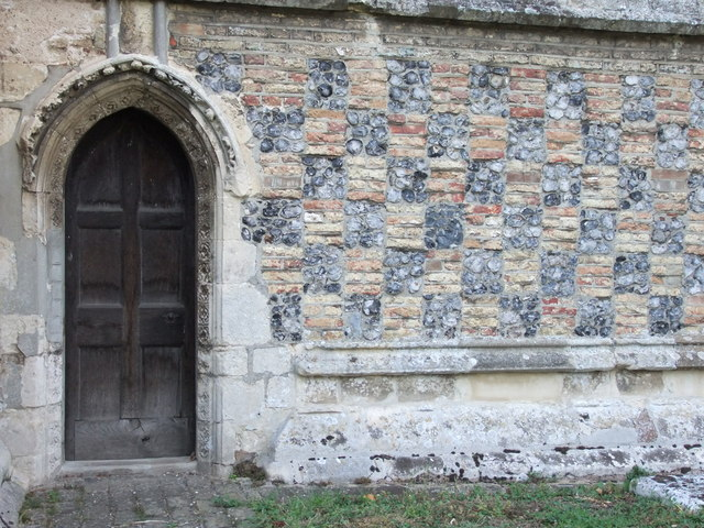 Priests Door at St. Mary the Virgin church, Lawford