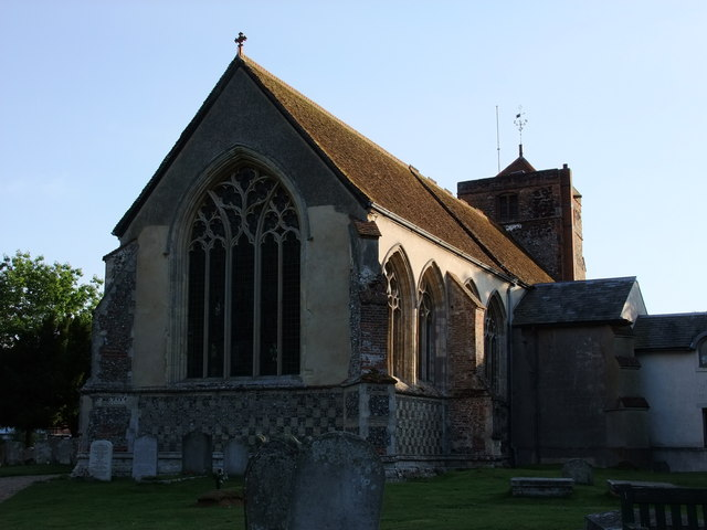St. Mary the Virgin church, Lawford