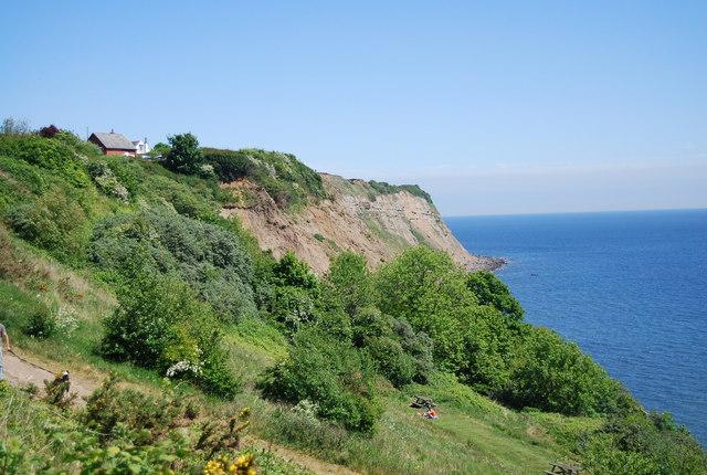 Cliffs, Robin Hood's Bay