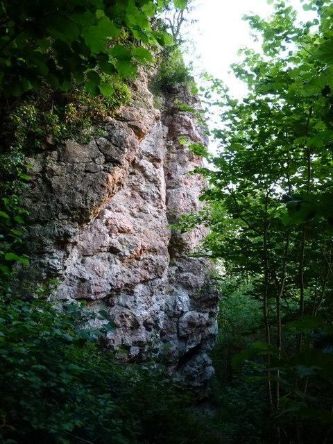 Job Buttress - Ippikins Rock