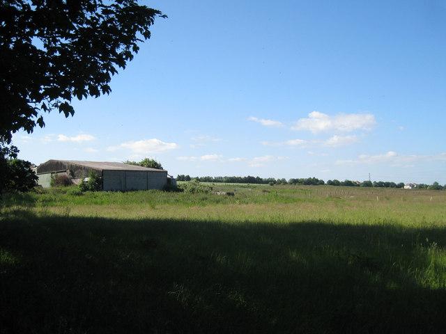 Barn off Franks Lane