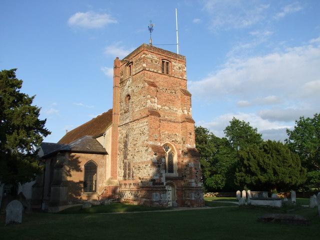 St. Mary the Virgin church, Lawford