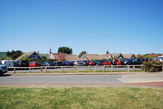 Hill top car park, Robin Hood's Bay