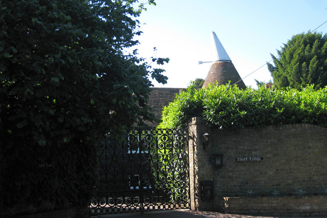 Oast House at Court Lodge, Valley Road, Fawkham, Kent