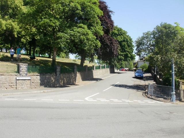 Victoria Park Road, Cadoxton