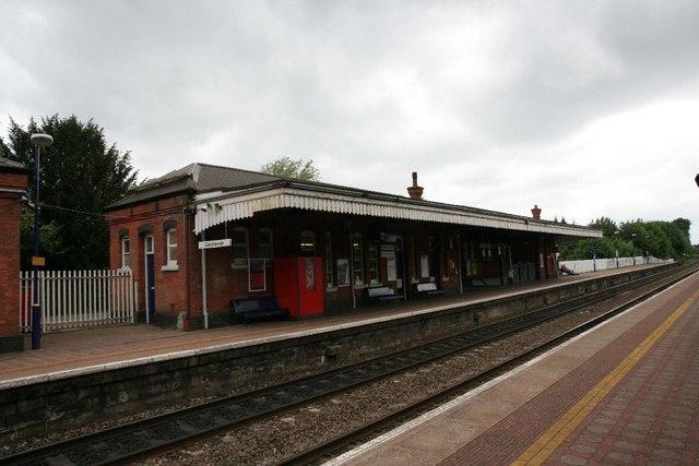 Platform two