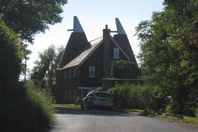 Cockerhurst Oasts, Redmans Lane, Shoreham, Kent