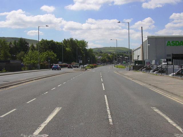 St Mary's Way, Rawtenstall