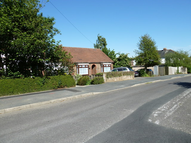 Bungalow in Alsford Road