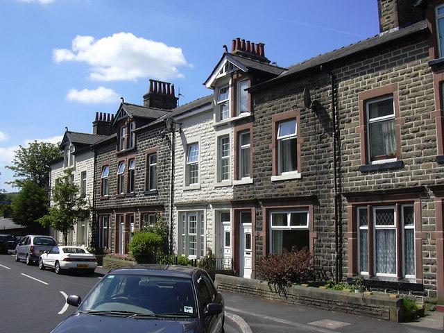 Grange Street, Rawtenstall