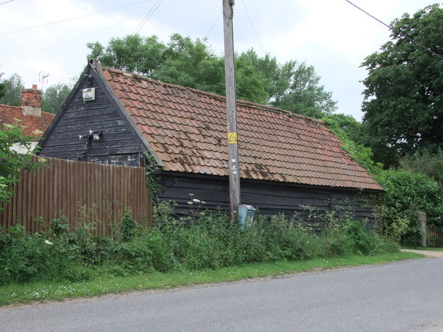 Barn in Park Farm, Church Road, Bradwell