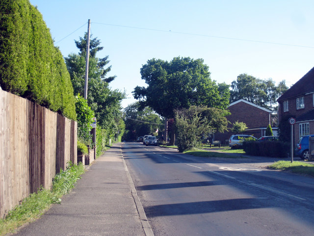 Halstead Road