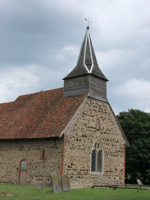 Holy Trinity Church, Bradwell