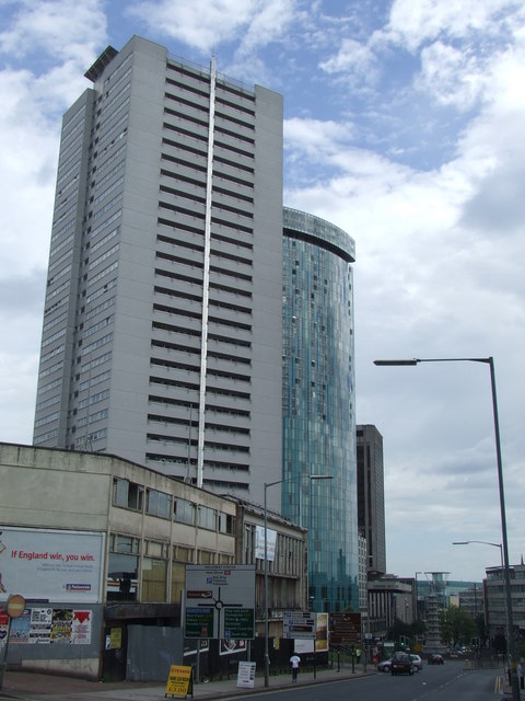 Cleveland and Beetham Towers