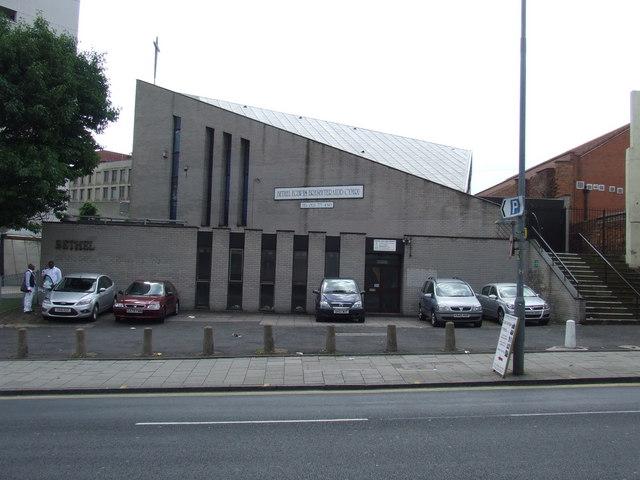 Welsh church in Birmingham