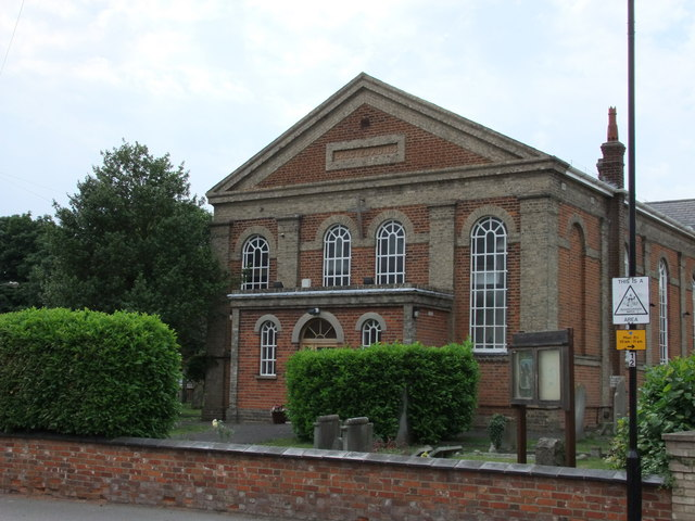 United Reformed Church, Kelvedon