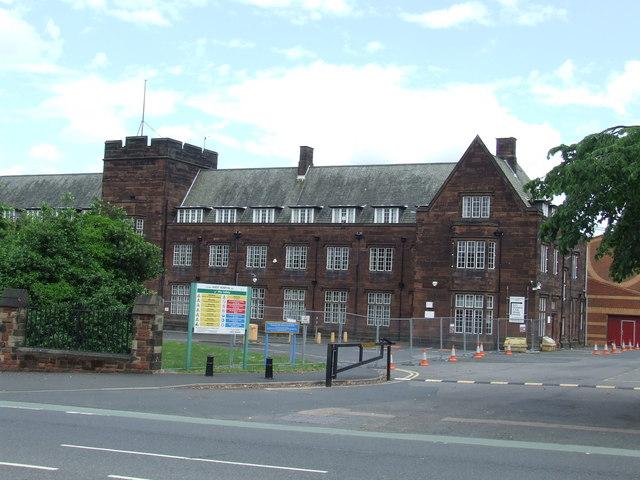 Former Hospital, Dudley